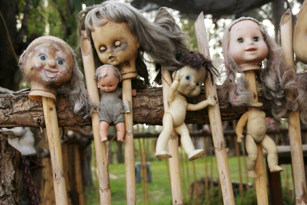 Doll mutilation psychology